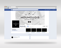 Cover photo for facebook for Moumoudis Leather Bags