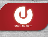 Chess INC. Business card redesign