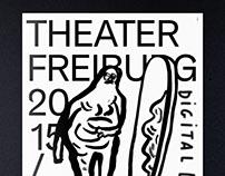 THEATER FREIBURG Season 2015/16