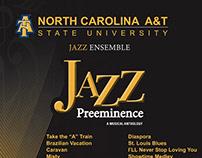 NCATSU Jazz Preeminence