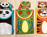 Smithsonian's National Zoo/FONZ Kid's Lunch Bag