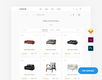 Free Commerce Template
