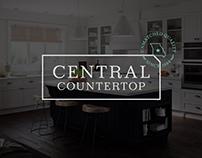 Central Countertop Brand Identity