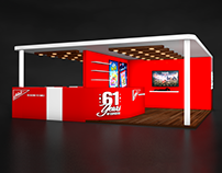 Exhibition Stall for Hilal Foods