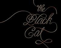 Wayward Arts: Edgar Allan Poe's - The Black Cat