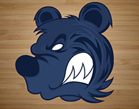 River City Grizzlies Logo Concept