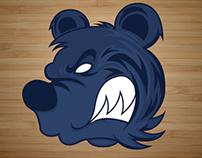 River City Grizzlies Logo Concept
