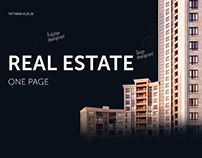 One Page Real Estate