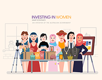 Investing Women Project