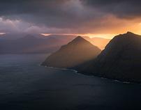 Chasing Elements in The Faroe Islands