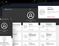UX/UI Design Online Banking