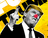 "Poster Trump F""·$%·&"
