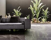 UE4 interior : Tropical garden