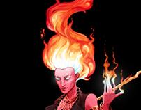 Character Design - Khalia