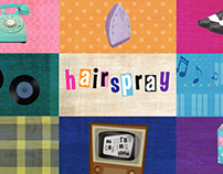 Hairspray Title Sequence