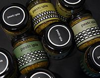 Pestopia Branding & Packaging