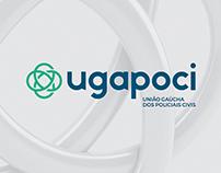 UGAPOCI - Redesenho de identidade visual