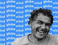 Globewind Branding