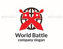 World Battle Logo