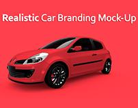 Car Mock-Up