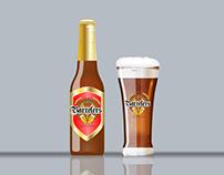 Vintage Beer Company Logo