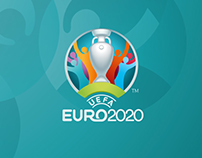 UEFA 2020 Logo Launch