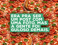 Identidade visual - Pizzaria Di Nápoli