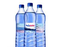 Aqua Bubba Water Bottle Design