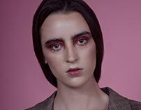 PERIOD MAGAZINE Makeup Liz Jardón