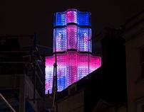 Oxford Street Lantern