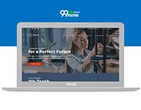 Education Website Design