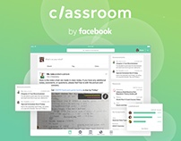 Classroom by Facebook