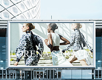 LORENA SARAVIA Spring-Summer 2017 Ad Campaign