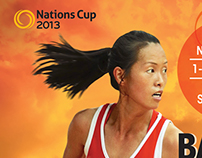 Nations Cup 2013 - Souvenir Booklet