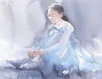 Ballet class II