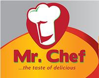 Mr Chef rebranding campaign