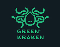 Green Kraken - Estampas #1