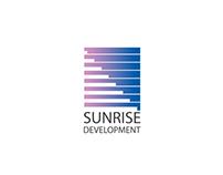 Logo and Branding for SUNRISE DEVELOPMENT