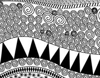 Psychedelic Random Patterns