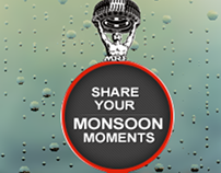 User Experience for MRF Rainday campaign
