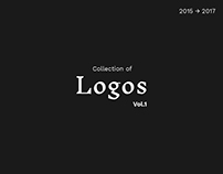 Collection of Logos I designed (vol.1)