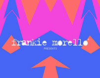 Frankie Morello - video graphics.