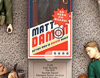 BA High Life magazine: Matt Damon