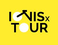 Ionisx Tour