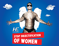 HE Deo - Stop Objectification of Woman
