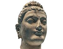 Photogrammetry: Gandhara Buddha