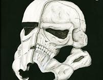 Skin & Bone Series: Stormtrooper