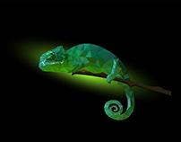 Polygonal Chameleon