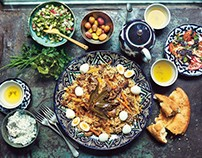 Khám món Plov nổi tiếng nhất Uzbekistan đang được tìm k