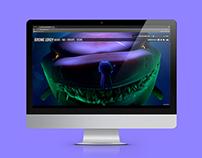 Jerome Leroy Website Redesign